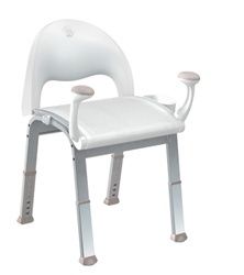 Moen Glacier Shower Chair