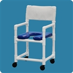 Standard Line Open Front Soft Seat Shower Chairs