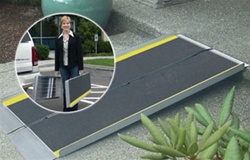 EZ Access SUITCASE® RAMP Advantage Series
