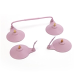 Archimedes Suction Cup Set