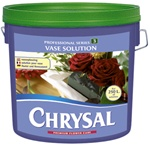 CHRYSAL CLEAR VASE POWDER-20lb Pail