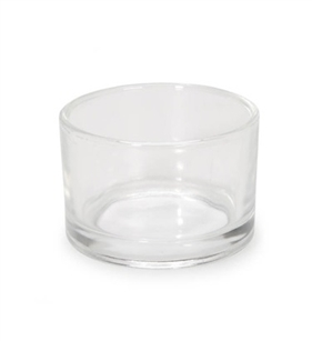 Tea Light Candle Holder - Flat Bottom