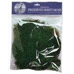 Supermoss, Preserved Sheet Moss, 2oz