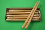 "12"" Taper Candle-Spice Gold (Pack of 12)"