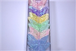 Small Sparkling Multicolored Butterfly Picks