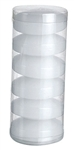 "3"" Floating Candle (Pack of 6) - White"