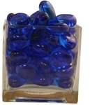 Dark Blue Acrylic Rocks 3.0cm