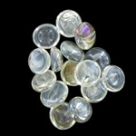 Flat Iridescent Marbles (5 Pound Bag)
