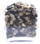 Assorted Polished Pebbles (10lb Bag)