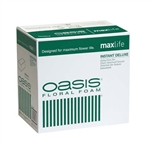 OASIS® Instant Deluxe Floral Foam, 36/case