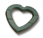 "18"" OASIS® Mache Open Heart, 4/case"