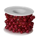 OASIS™ Beaded Wire, Red, 10/case