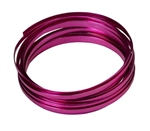 "3/16"" OASIS™ Flat Wire, Strong Pink, 10/case"