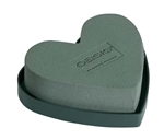 "5"" OASIS® Solid Mini Heart, 12/case"