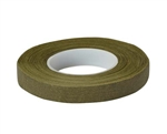 "1/2"" Floratape® Stem Wrap, Olive Green, 288/case"