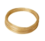 OASIS™ Etched Wire, Gold Matte, 1 Pack