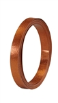 "1/2"" OASIS™ Flat Wire, Copper Matte, 10/case"