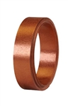 "1"" OASIS™ Flat Wire, Copper Matte, 6/case"