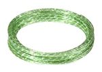 OASIS™ Diamond Wire, Apple Green, 10/case