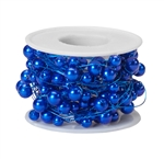 OASIS™ Beaded Wire, Blue, 10/Case
