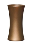 Gathering Vase, Caramel Ice, 12/case