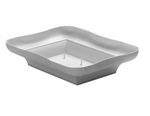 OASIS™ Centerpiece Tray, Snow, 48/case