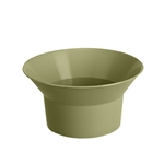 OASIS Flare Bowl, Moss (12/Case)