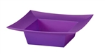 ESSENTIALS™ Square Bowl, Purple, 24/case