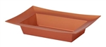 ESSENTIALS™ Rectangle Bowl, Copper, 24/case