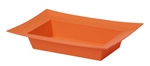 ESSENTIALS™ Rectangle Bowl, Tangerine, 24/case