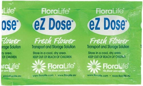 Floralife Clear 200 Ez Dose Delivery System 7 1 2 Gram