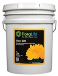 Floralife® Clear 200 Storage & transport treatment, 5 gallon, 5 gallon pail