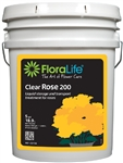 Floralife® Clear Rose 200 Storage & transport treatment, 5 gallon, 5 gallon pail