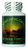 Metabolic Complete - 60 capsules - Enriching Gifts