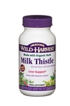 Oregon's Wild Milk Thistle