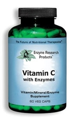 Vitamin C with Enzymes - 90 capsules