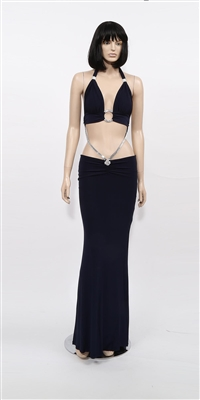 Kamala Collection Sexy Evening Gowns - Harem dress