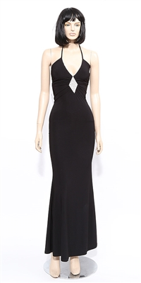 Kamala Collection Sexy Evening Gowns - Estelle elegant halter
