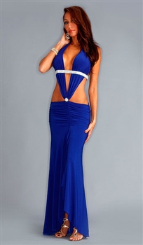 Sheena - Sexy halter dress by Kamala Collection