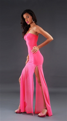 Kamala Collection Sexy Evening Gowns - Madison