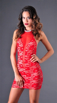 Eden lace dress by Kamala Collection Clubwear