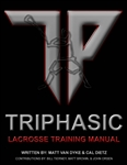 Triphasic Lacrosse Training Manual - E-book and Hard Copy