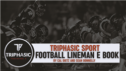Triphasic Training Football Lineman Manual E Book