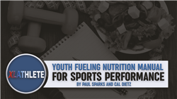 Youth Fueling Nutrition Manual for Sports Performance E Book