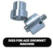 #3 Die for Metal Grommets to fit SooperAce Grommet Press