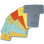 Core ID Cards, Blue (Pack of 10)
