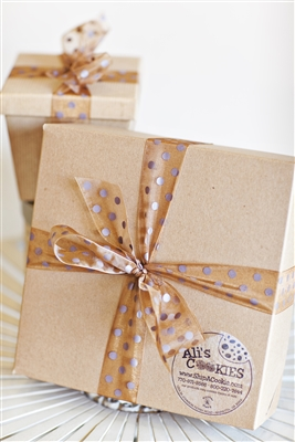 12 piece Assortment in an Ali's Gift Box