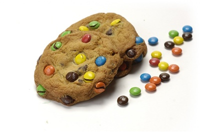M&M Chocolate Chip - Delicious Dozen