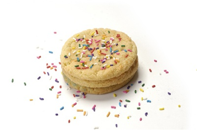 Sprinkle Cookie - Delicious Dozen