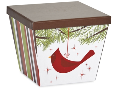 Holiday Cardinal Box